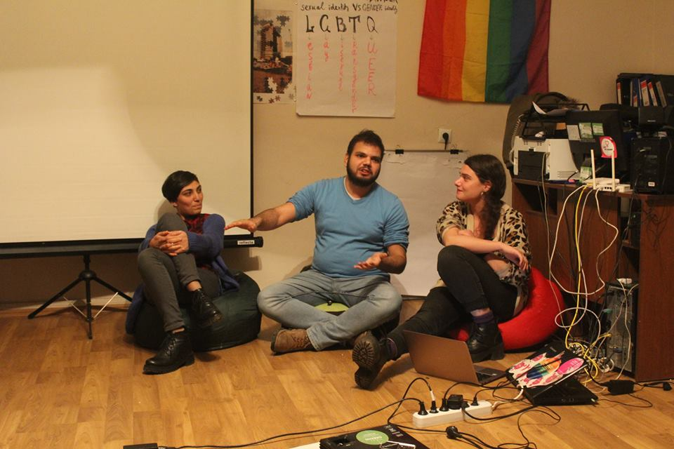 Discussion on LGBT+ rights